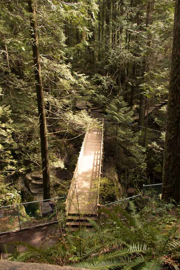 lynn canyon park - twin falls