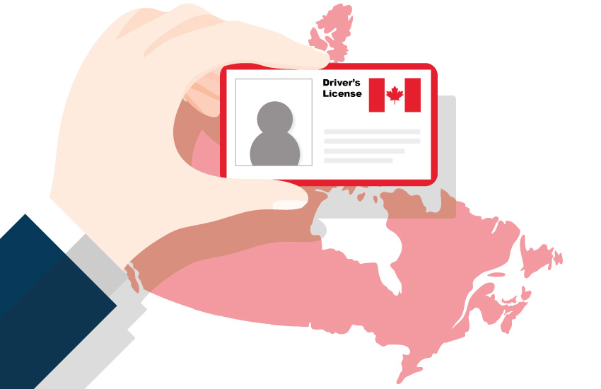 how to get driver s licence in canada