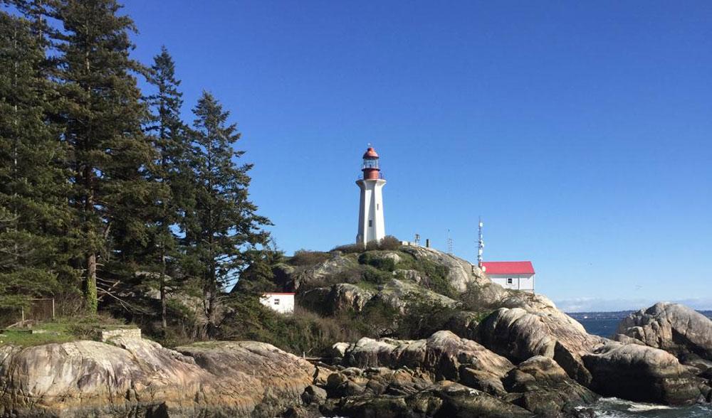lighthouse park, vancouver