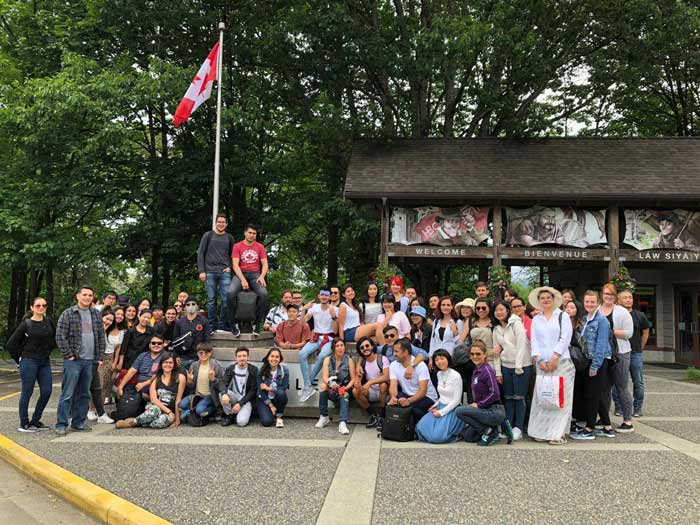 english courses in canada