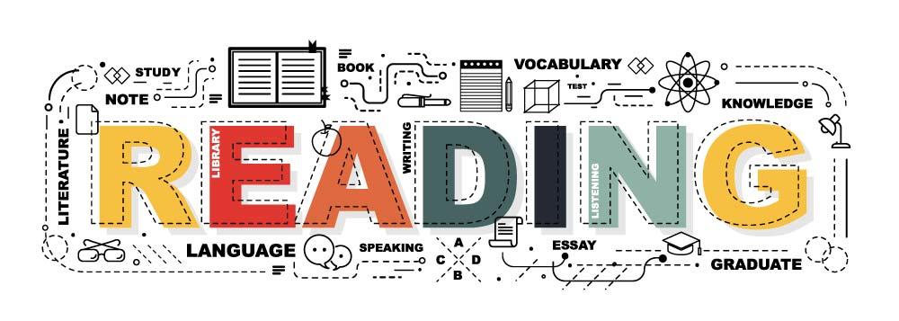 English reading improvement process