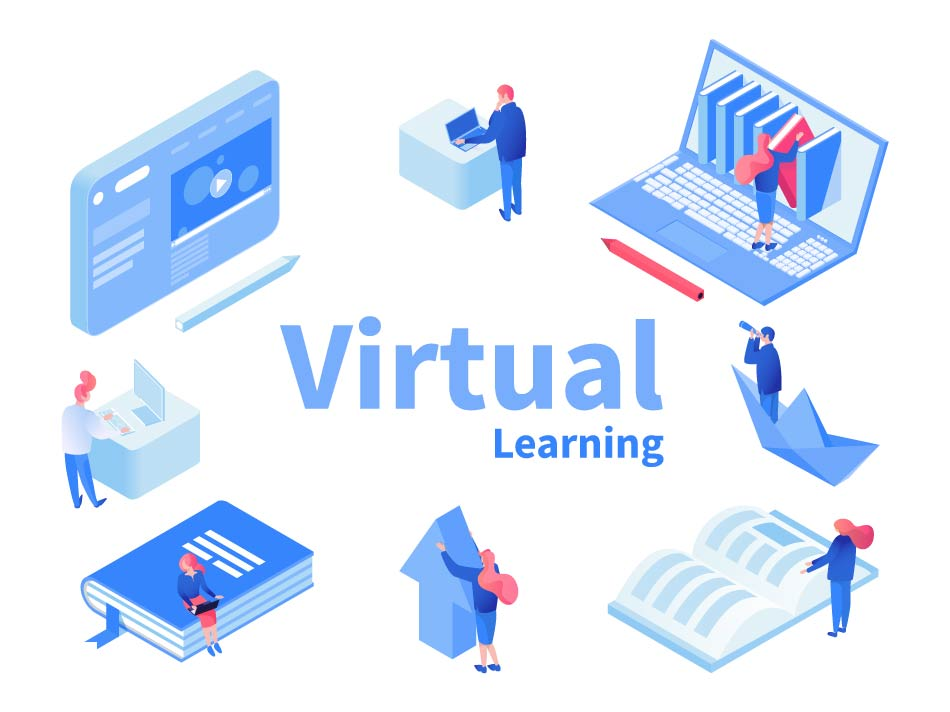 virtual learning and education