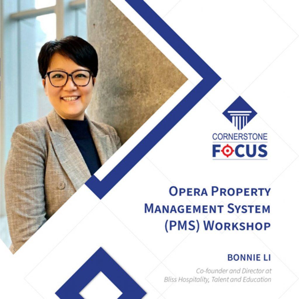 opera property management system workshop