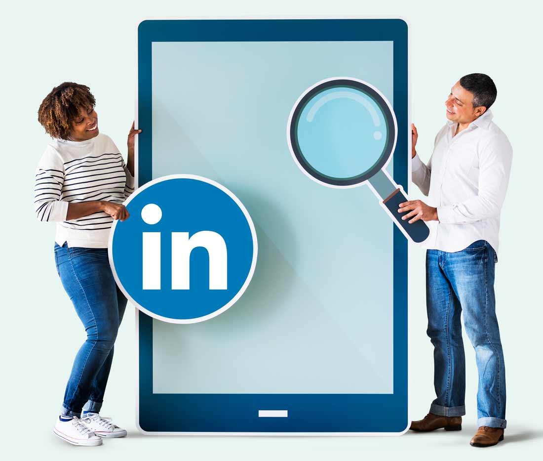 advanced job search on linkedin