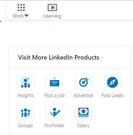 Search in Groups on LinkedIn