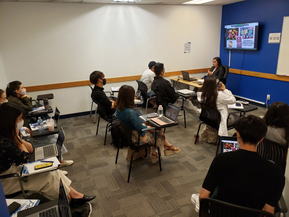 intensive english courses canada